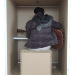 Danbocchi Soundproof Cardboard Studio Interior