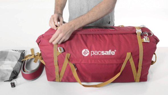 Pacsafe Duffelsafe Anti-Theft Bag