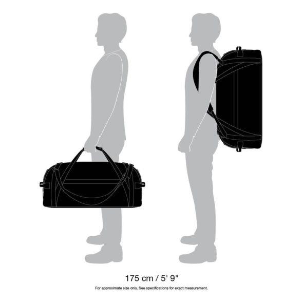 Pacsafe Duffelsafe Anti-Theft Bag AT80