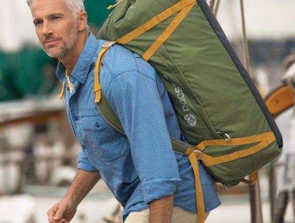 Pacsafe Duffelsafe Anti-Theft Bag Backpack
