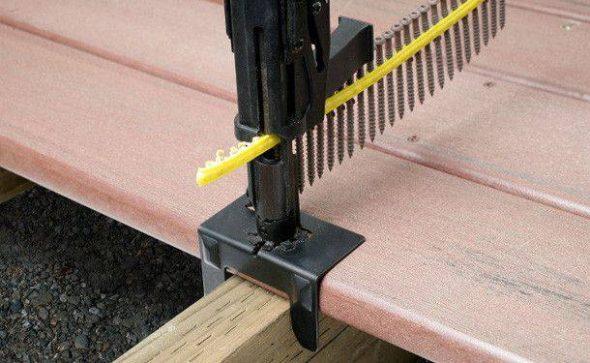 quikdrive-wood-decking-application