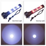 ECEEN Multi-function flashlight tool LED side light