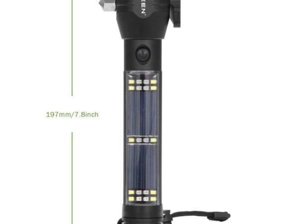 ECEEN Multi-function flashlight tool dimensions