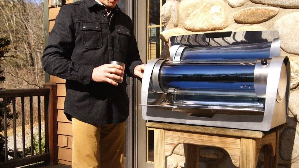 GoSun Solar BBQ Grill