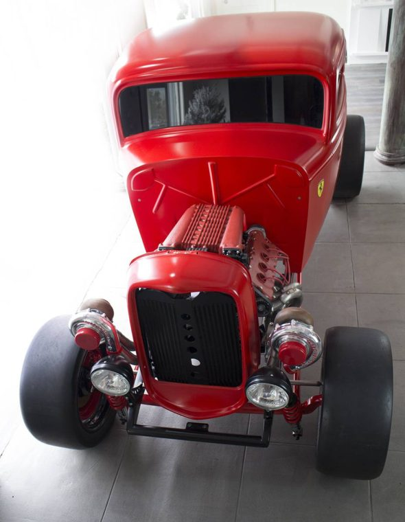MP Classics 32 Ford with Ferrari Engine 10