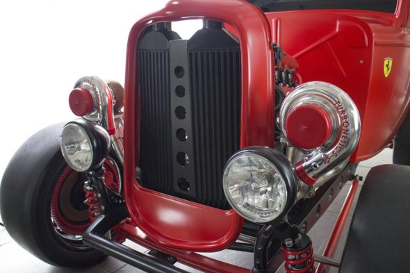 MP Classics 32 Ford with Ferrari Engine 11