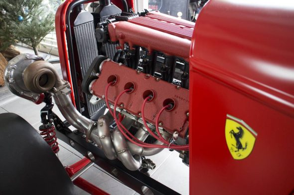 MP Classics 32 Ford with Ferrari Engine 12