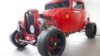 MP Classics 32 Ford with Ferrari Engine 5