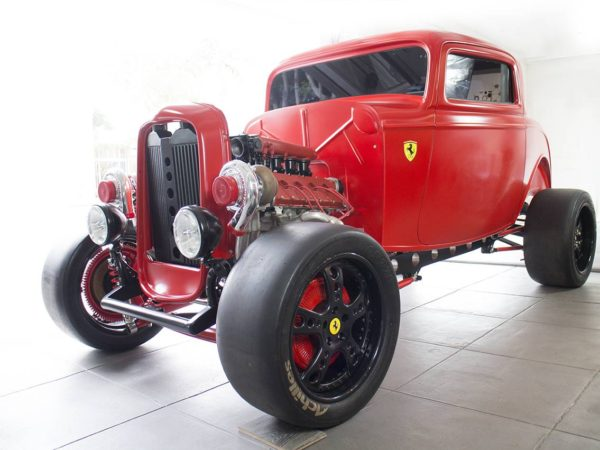 MP Classics 32 Ford with Ferrari Engine 5