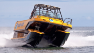 Nauti-Craft Marine Suspension Technology Boat