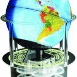 Night N Day Mechanical Globe