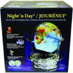 Night N Day Mechanical Globe Box