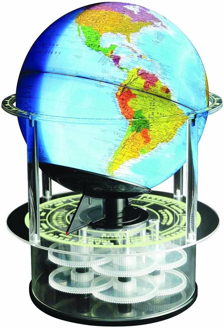 Night N Day Mechanical Globe