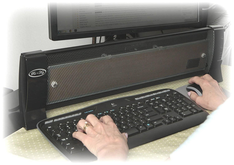 Ra-Key Radiant Keyboard Hand Heater Warmer