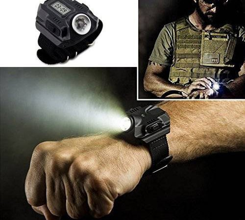 Soondar Bright LED Wristwatch 1