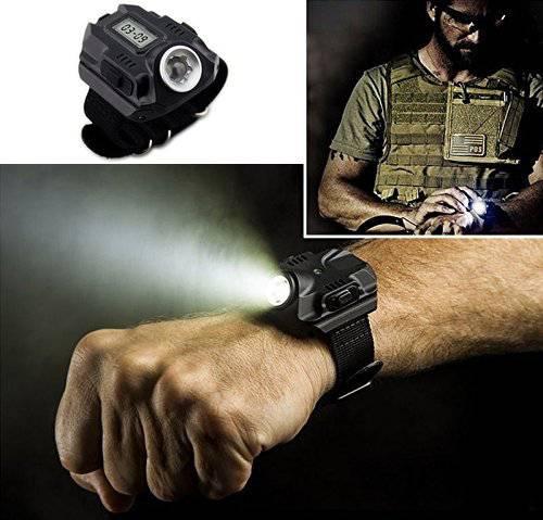 Soondar Bright LED Wristwatch 1