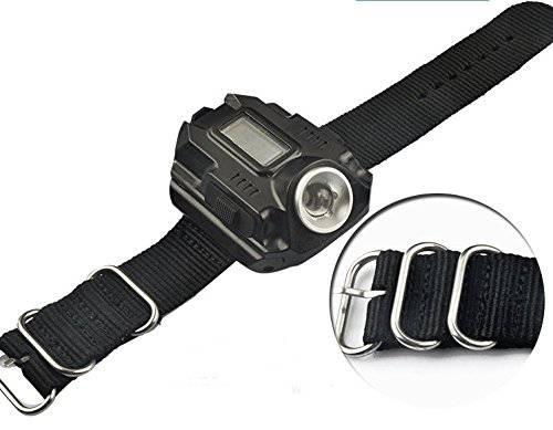 Soondar Bright LED Wristwatch 6