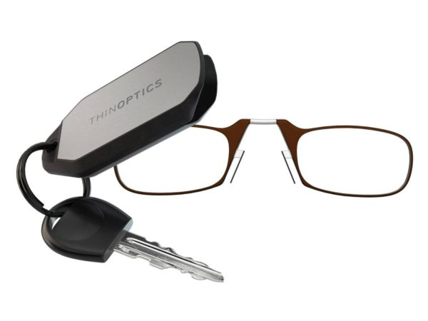 ThinOptics Foldable Keychain Reading Glasses