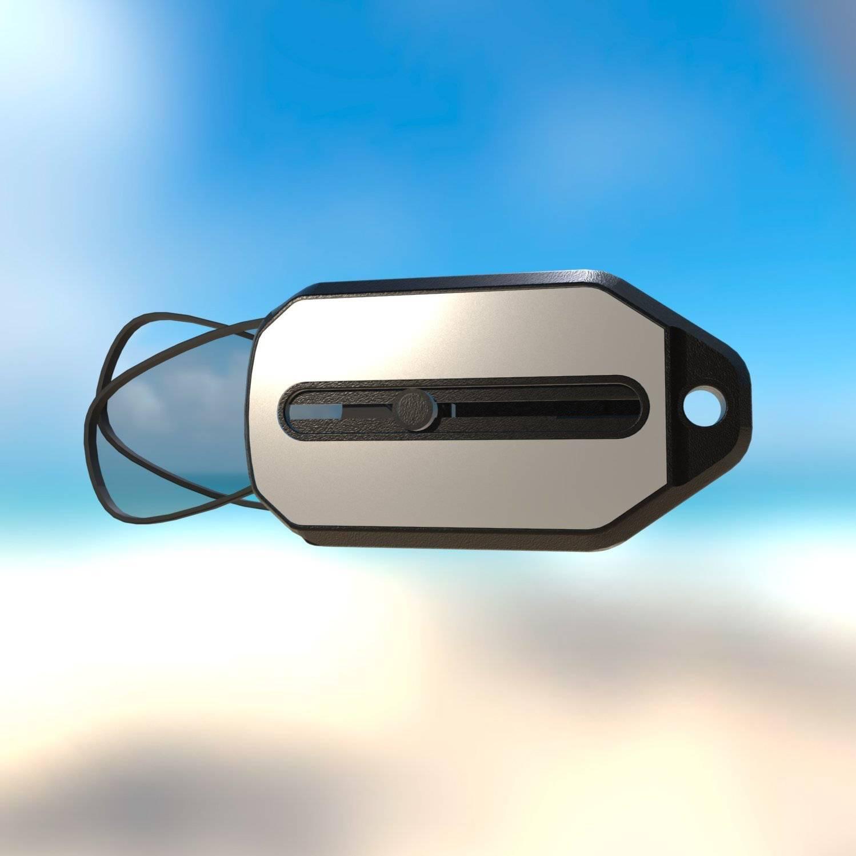 ThinOptics Foldable Keychain Reading Glasses Slider