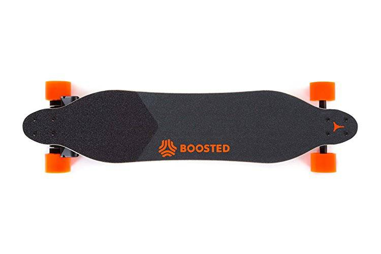 Boosted Dual+ Top View