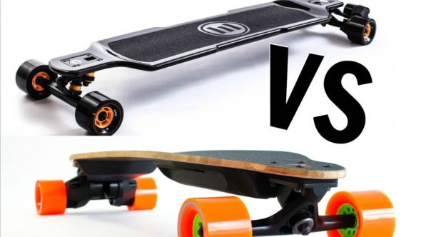 Boosted Dual+ vs Evolve Carbon GT
