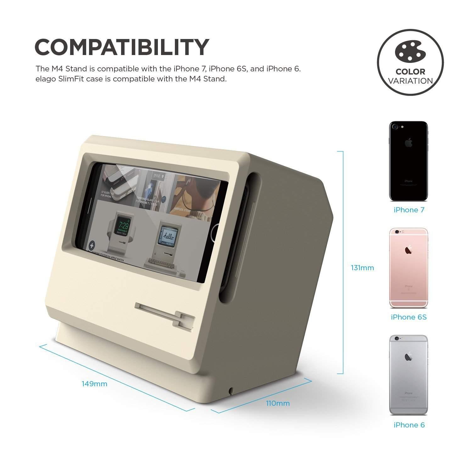 Elago M4 Apple Macintosh iPhone Dock Charging Station 10