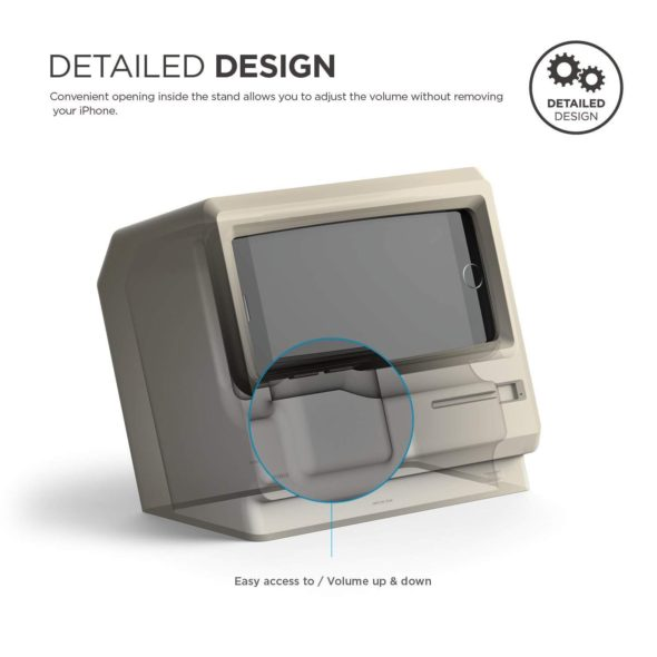 Elago M4 Apple Macintosh iPhone Dock Charging Station 8