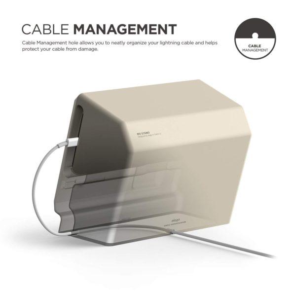 Elago M4 Apple Macintosh iPhone Dock Charging Station 9