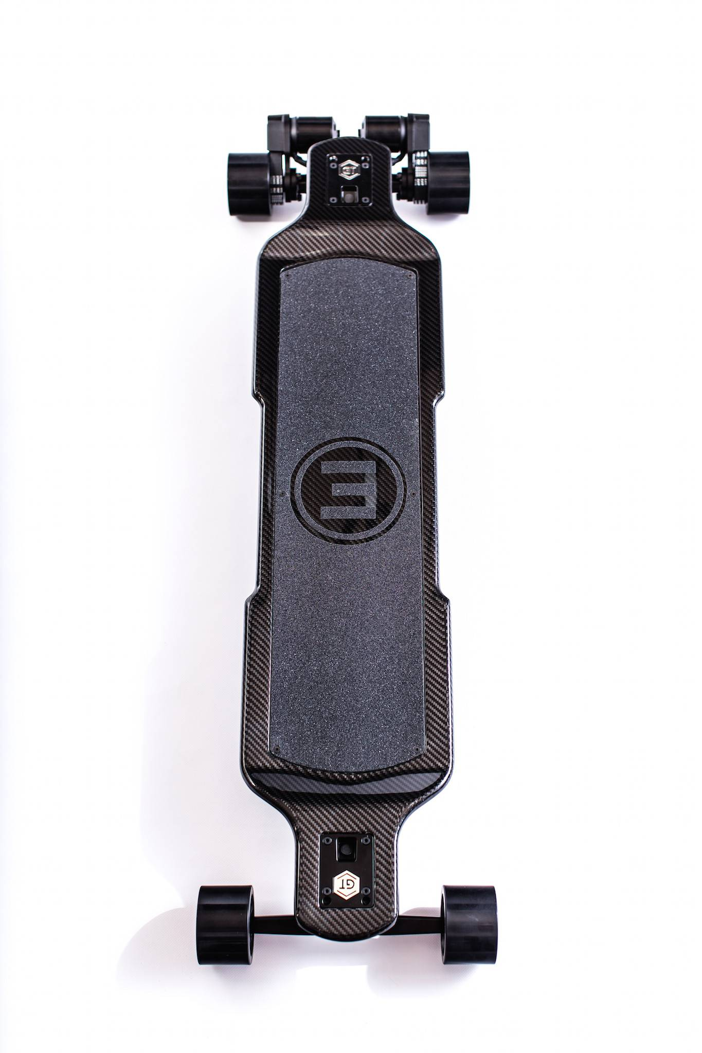 Evolve Carbon GT Top View