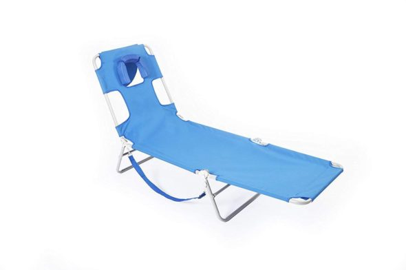 Face Down Beach Chair With Face Hole Ostrich 3