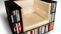 Gentlemans Bookcase Chair
