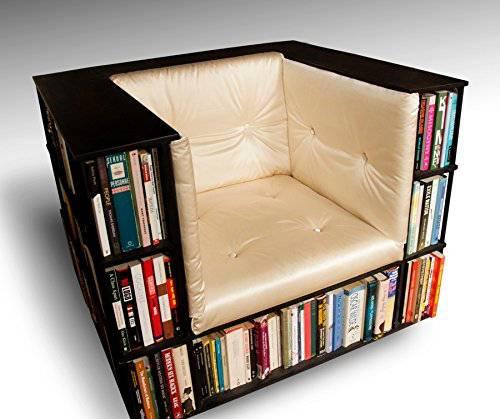 Gentlemans Bookcase Chair
