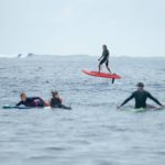 Kai Concepts Jetfoiler Surfing