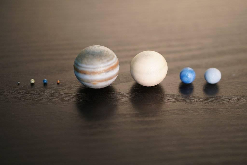 Little Planet Factory Solar System In a Bottle 2