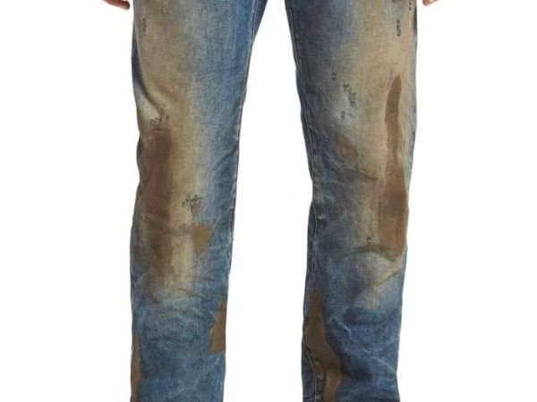 Nordstrom Mud Jeans Barracuda Straight Leg Jeans Front