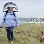 Nubrella Umbrella Dog Walking