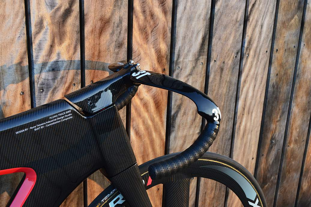 Nuno Teixeira Pluma Track Bike 1