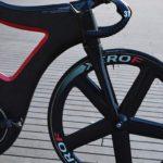 Nuno Teixeira Pluma Track Bike 3