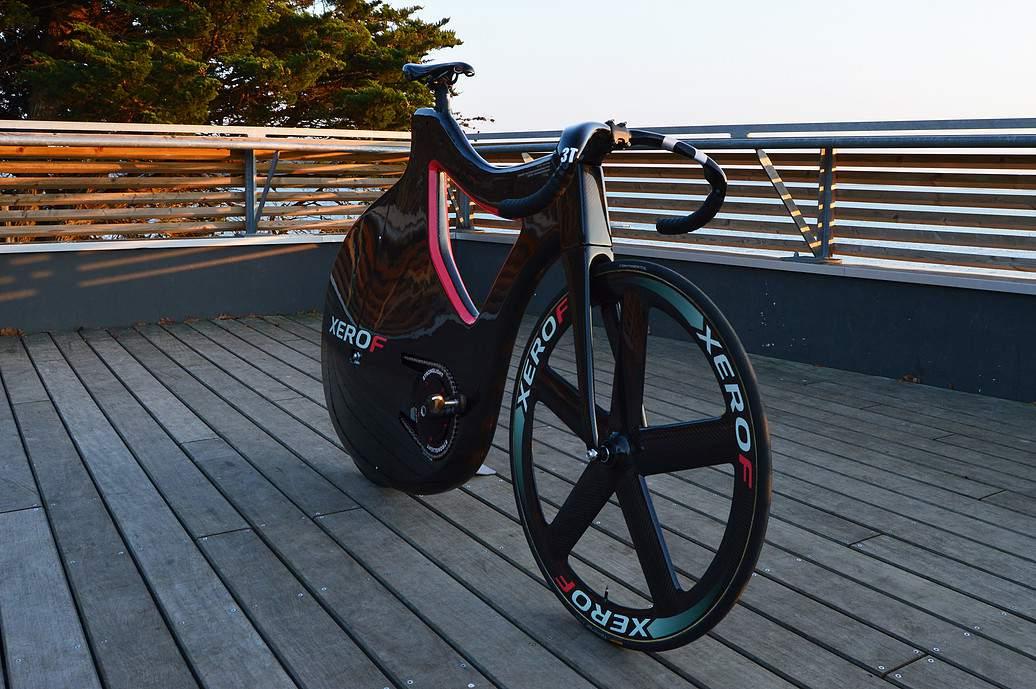 Nuno Teixeira Pluma Track Bike 4