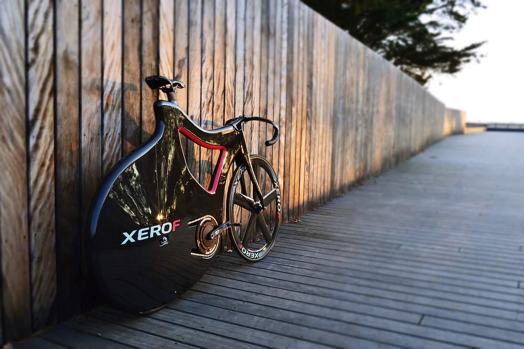 Nuno Teixeira Pluma Track Bike 5