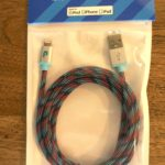 Paracable Continuum Lightning Cable