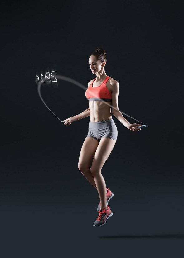 Tangram Factory Smart Jump Rope with LED 6