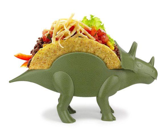 TriceraTaco Taco Holder Dinosaur