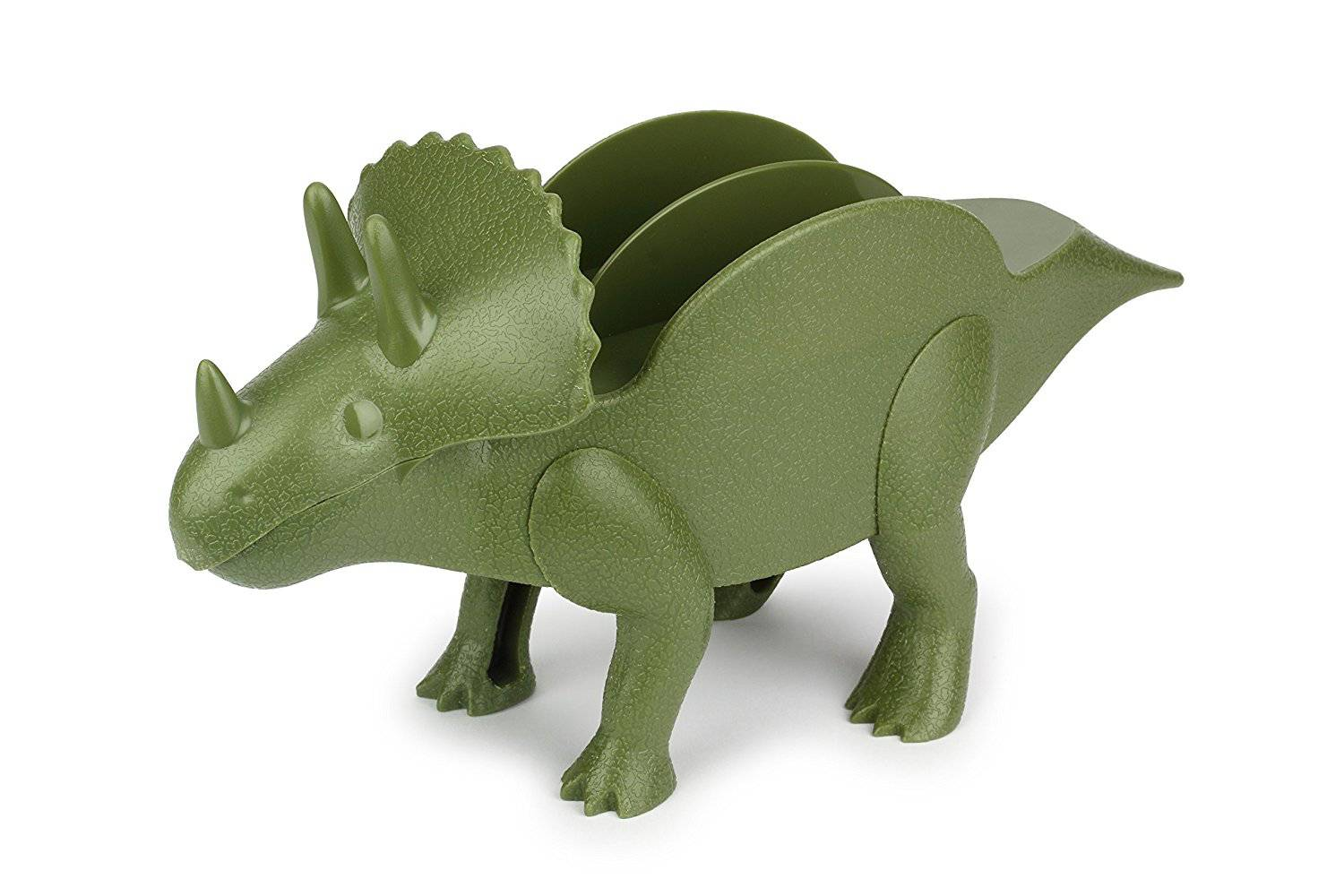 TriceraTaco Taco Holder Dinosaur Empty