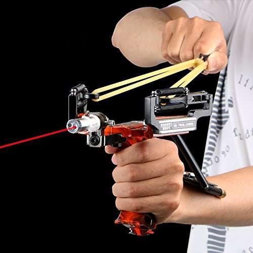Assolar SS-12 Laser Slingshot Infrared