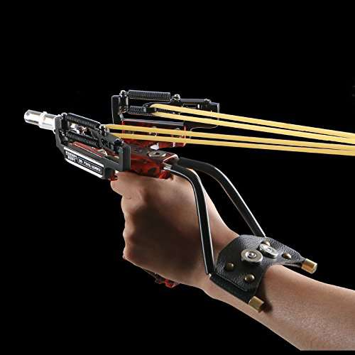 Assolar SS-12 Laser Slingshot Rubber