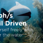 BIKI Bionic Wireless Underwater Fish Drone 3