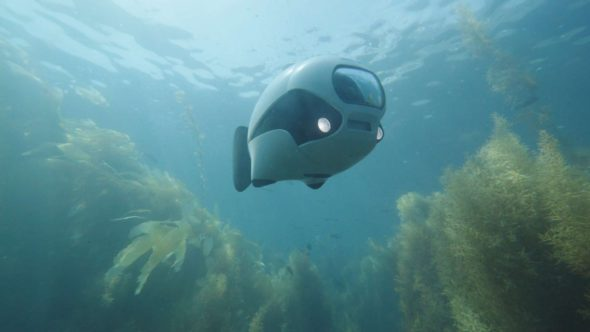 BIKI Bionic Wireless Underwater Fish Drone 5
