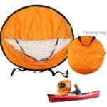 Downwind Paddle Kayak Wind Sail Kit 3