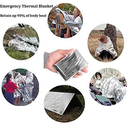 Emergency Survival Kit Blanket